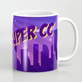 Super CC Coffee Mug