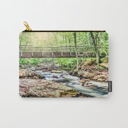 Bridge to Nature Carry-All Pouch