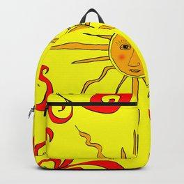 YellowSunPong Backpack
