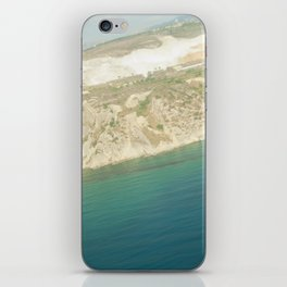 view from air iPhone Skin