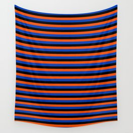 Color Stripe _001 Wall Tapestry