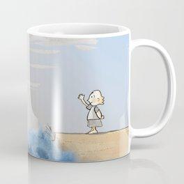 Quand tu partiras Coffee Mug