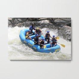 new river gorge trip Metal Print