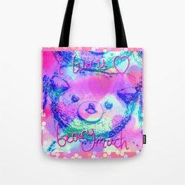 Teddy Bear Love Tote Bag