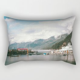 Horseshoe Bay Rectangular Pillow