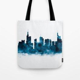 Frankfurt Skyline Tote Bag