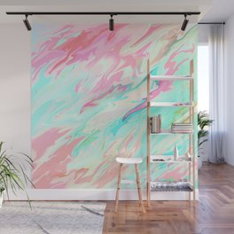 Sea of Spring Wall Mural
