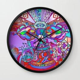 VAJRA Wall Clock