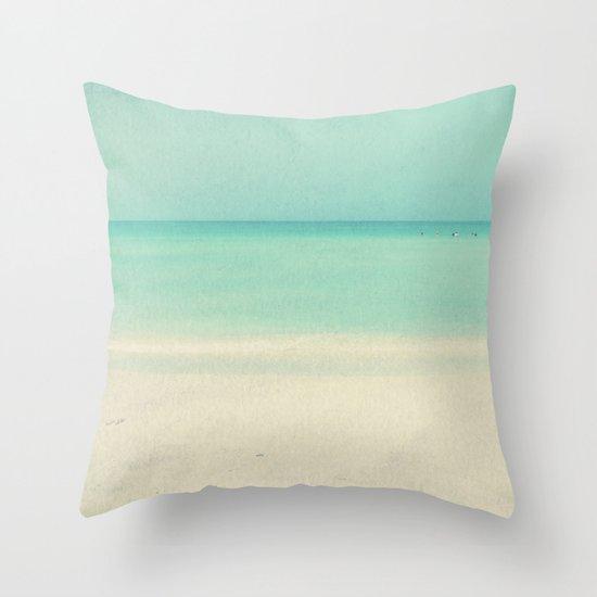 Ocean Dreams #2 LONG Throw Pillow