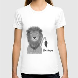 Stay Strong Lion T-shirt