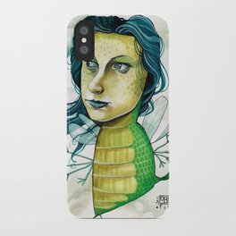 LOVELY CREATURE iPhone Case