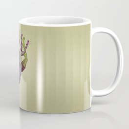 Monkey Lady Anger Throw Coffee Mug