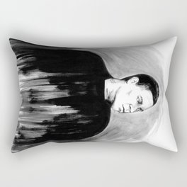 DARK COMEDIANS: Tracy Morgan Rectangular Pillow