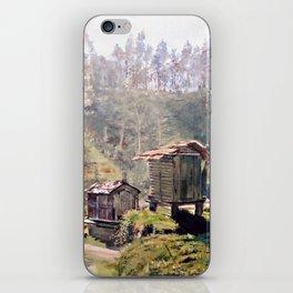 Cabazos iPhone Skin