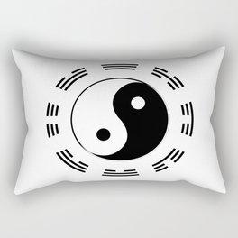 I Ching Rectangular Pillow