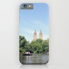 Central Park Lake iPhone 6s Slim Case