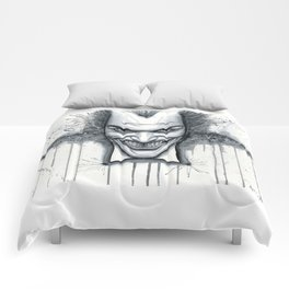 Crazy - Ode to The Joker Comforters