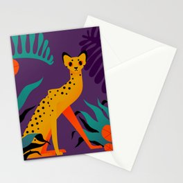 In the jungle Stationery Cards