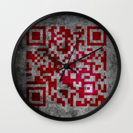 What is the meaning of life? Wall Clock
