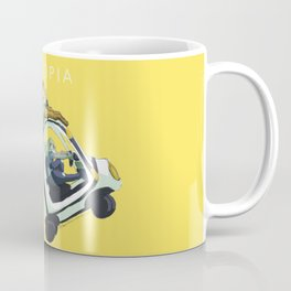 zootopia Coffee Mug
