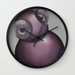 Infatubot Wall Clock