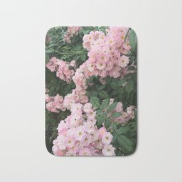 Flowers Bloom Bath Mat