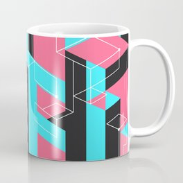 Flat Geometry Coffee Mug