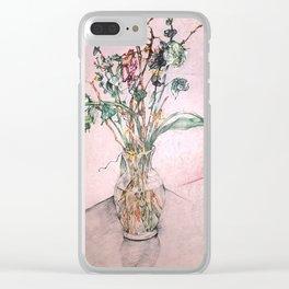 Centerpiece Clear iPhone Case