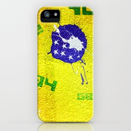 Brazil World Cup iPhone Case