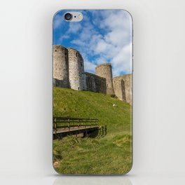 Kidwelly Castle South Wales iPhone Skin