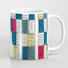 New York Streetscape Coffee Mug