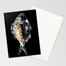 Fairytale Fish Glowing Version Stationery Cards