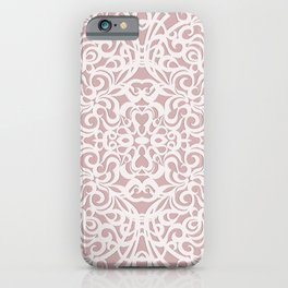 Baroque Style G90 iPhone Case