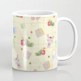 Christmas Elements Children's Christmas Design Coffee Mug
