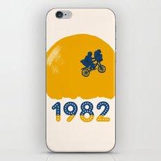 1982 iPhone & iPod Skin