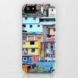 Venezuelan Tetris iPhone Case