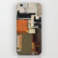 kit king iPhone & iPod Skins featuring KIT by Paul Prinzip