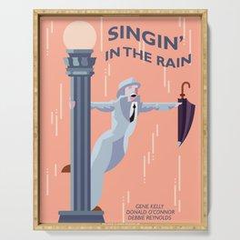 Singin' in the Rain Serving Tray