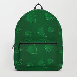 Pattern: Irish Backpack