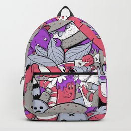 Doodle by dana alfonso Backpack