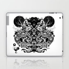 Scorn Pourer Laptop & iPad Skin