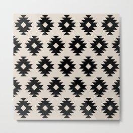 Southwestern Pattern 475 Metal Print