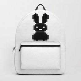 Black bunny Backpack