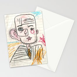 Nice Suit Stationery Cards