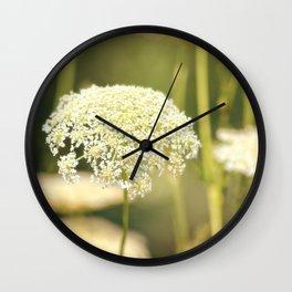 Gently Wall Clock