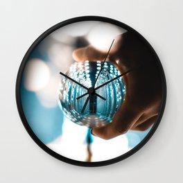 Sphere LACMA Wall Clock