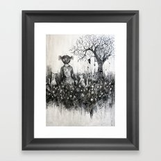 Symbiose Framed Art Print