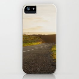 Raincliff iPhone Case