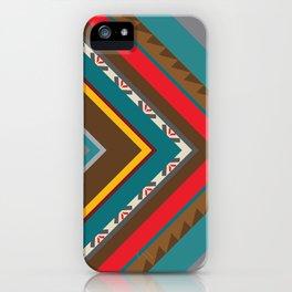 Incas' Culture Heritage iPhone Case