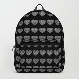 Recreational Therapy - Heart Backpack